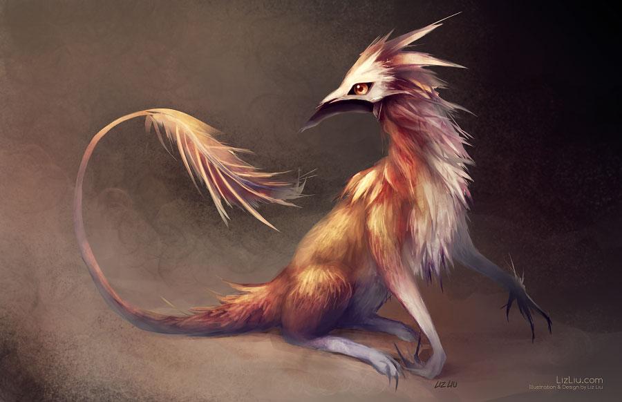masked_mammalian_creature_by_landylachs-