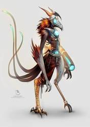 Cybernetic Avian