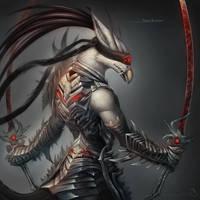 Tengu Revenant II by Landylachs