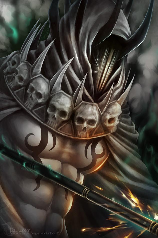 Guild Wars 2 Grenth