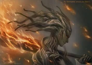 Guild Wars 2 Spellweaver Elementalist by Landylachs