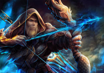 Guild Wars 2 Commission for ArenaNet: Guardian