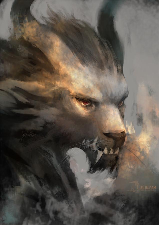 Guild Wars 2 Charr Warm-up