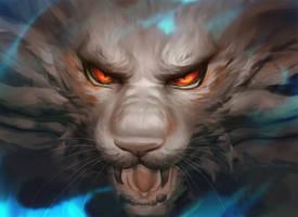 Guild Wars 2 Charr Guardian Sculpt+Paint