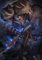 Guild Wars 2 Charr Willbender