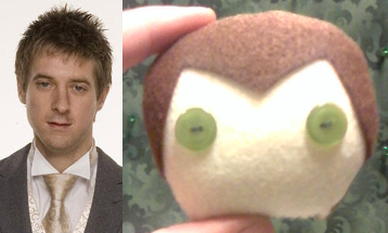 Heads - Rory Williams by PlushieOnTheSun