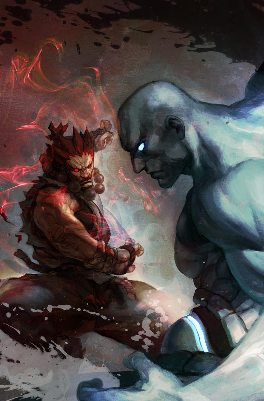 Street Fighter IV 4 Cover