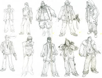 APB sketches 2 by arnistotle