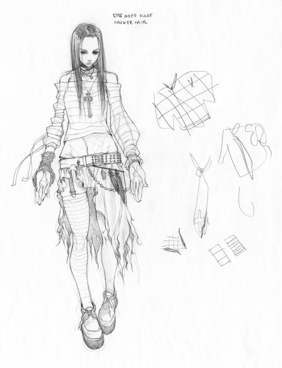 APB Gossamer Sketch 6 by arnistotle