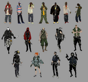 APB Fashion Sketches 2