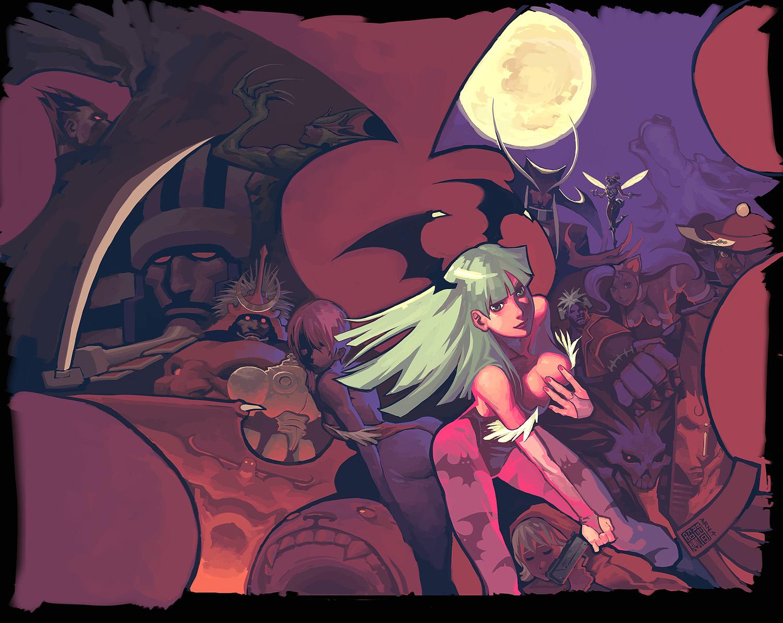 Darkstalkers by arnistotle