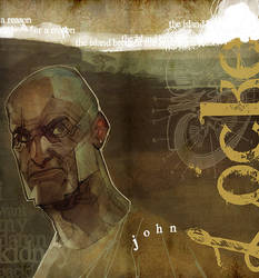 John Locke by arnistotle