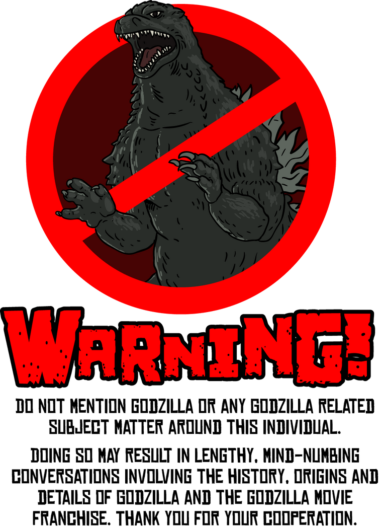 anti godzilla warning updated by dangerpins on deviantart. Black Bedroom Furniture Sets. Home Design Ideas