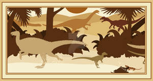 Walking With Dinosaurs 2: Life in the Desert Oasis
