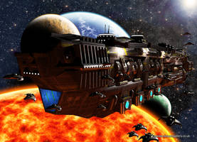 Hot Patrol by madaboutgames