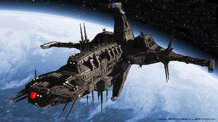 CDF Nemeis - Cruiser by madaboutgames