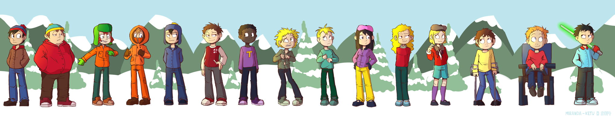 South Park by miranda-ketu