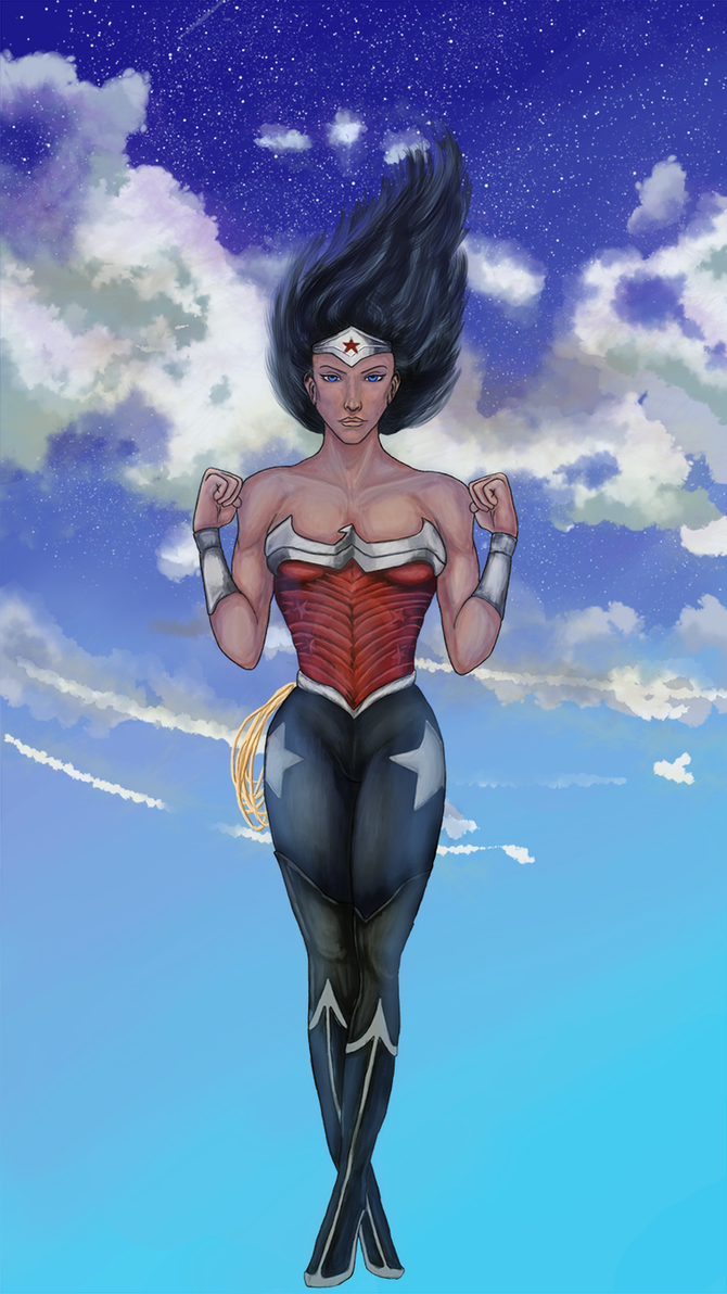 Wonder Woman by Jundallah
