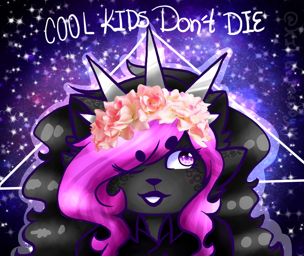 Cool Kids Dont Die::AT by KING-NINNERS