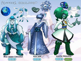Gem DRAW 2 Adopt (Ice Type)::Dta SU Oc