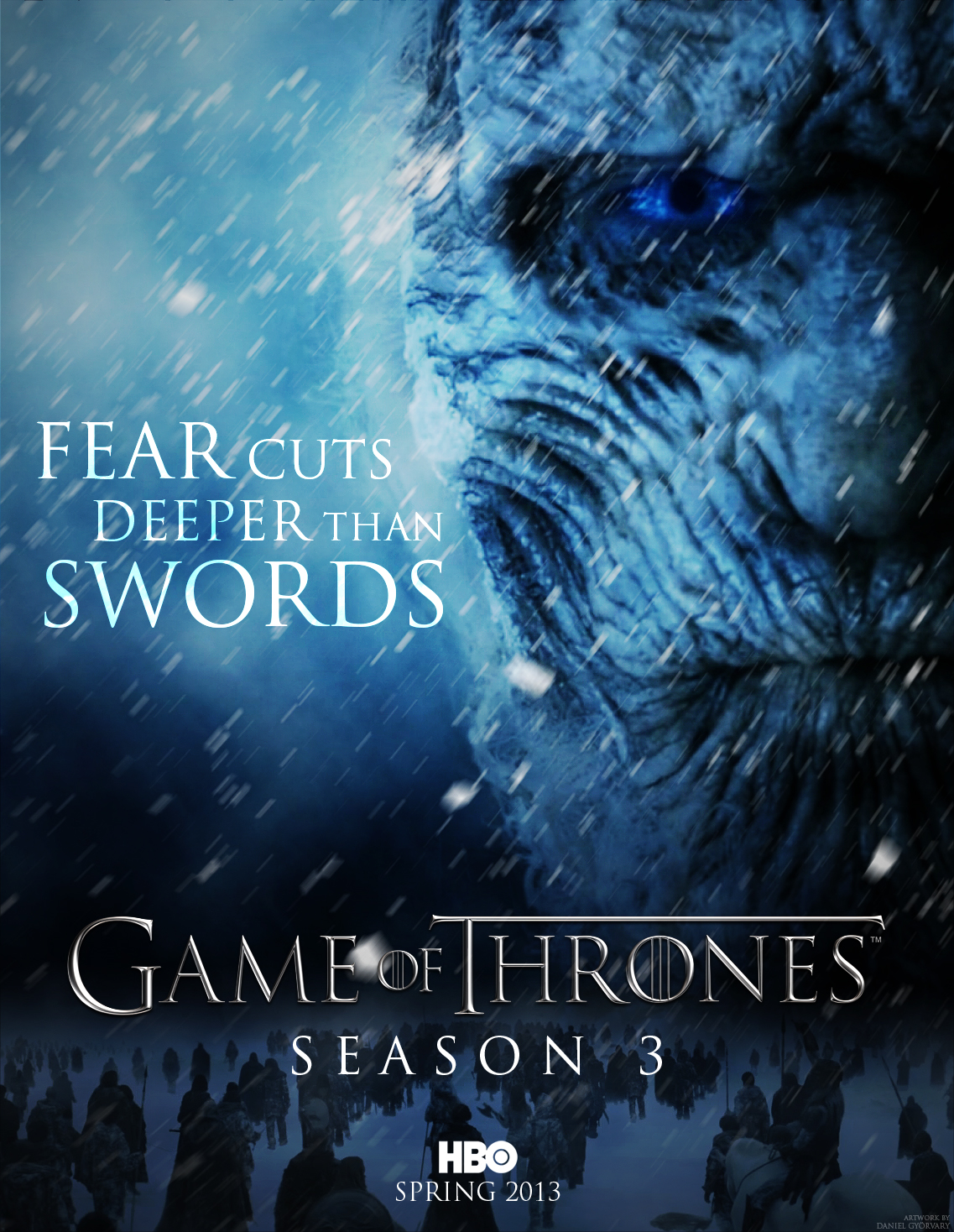 Game of Thrones - Fear Cuts Deeper Than Swords by SYL4R32