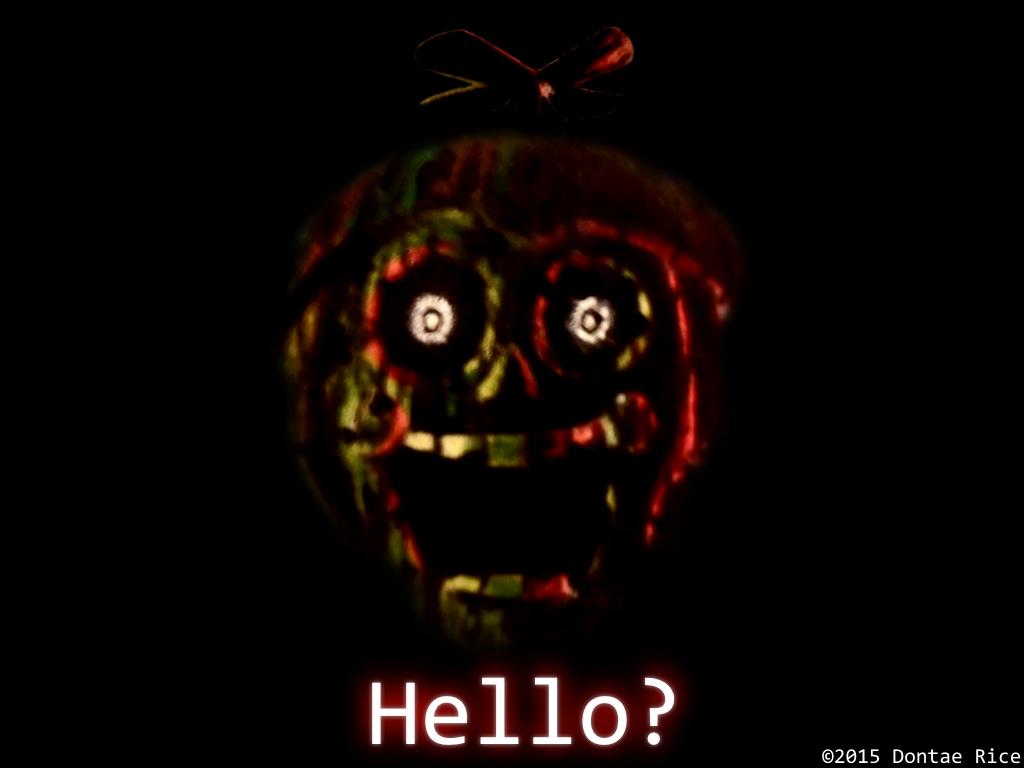 Hello? by BrokenHAX