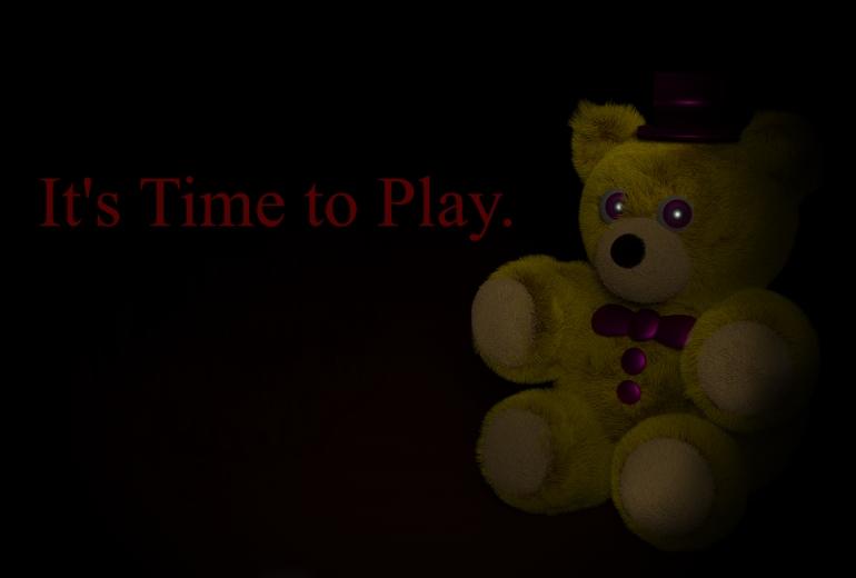 Tedbear by BrokenHAX