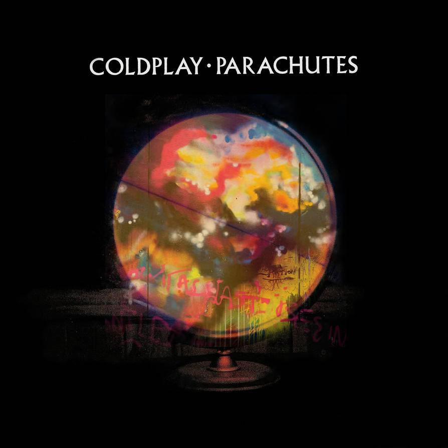 Coldplay - Parachutes/Mylo Xyloto Mashup Image by ruffsnap on DeviantArt