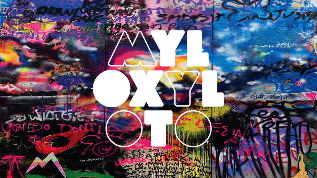 coldplay mylo xyloto alternate album cover 1 by