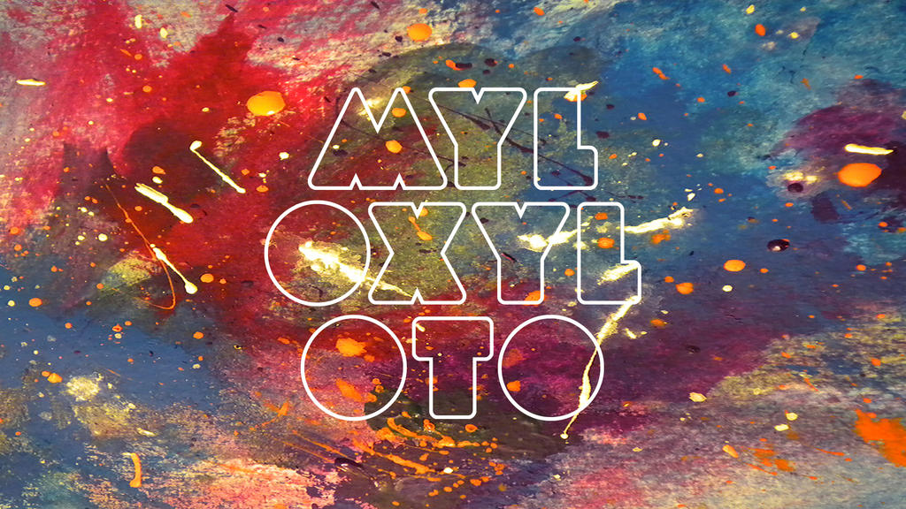 coldplay mylo xyloto alternate album cover 2 by