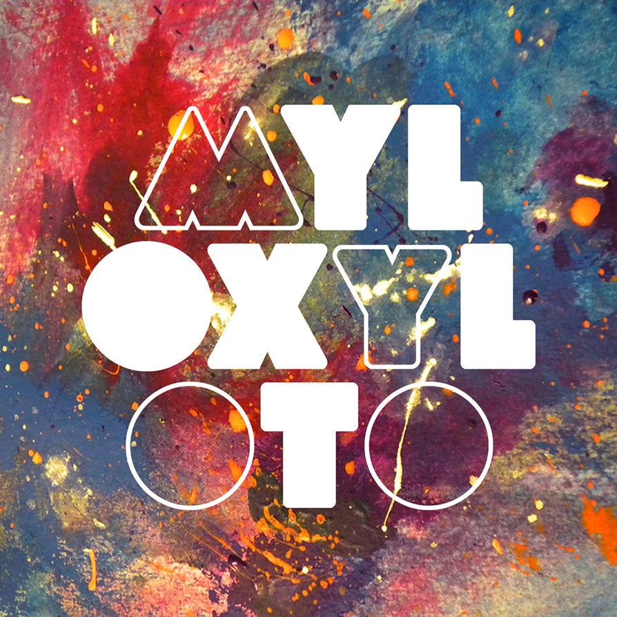 coldplay mylo xyloto alternate album cover 3 by