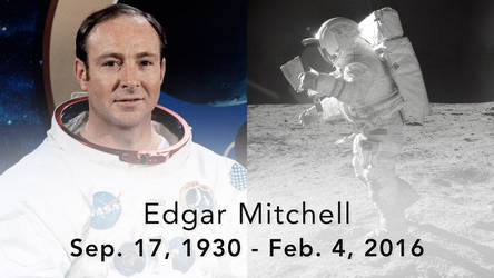 RIP Edgar Mitchell by ruffsnap