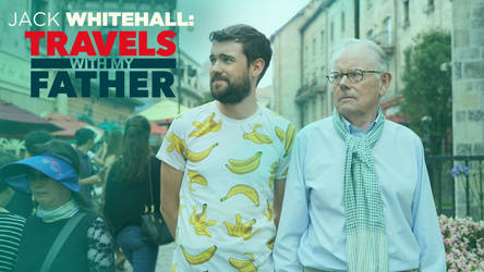 Jack Whitehall - Travels With My Father by ruffsnap