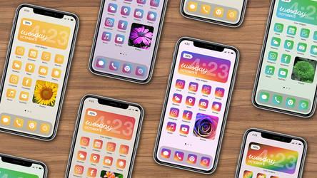 iOS 14 Icons - InstaIcons
