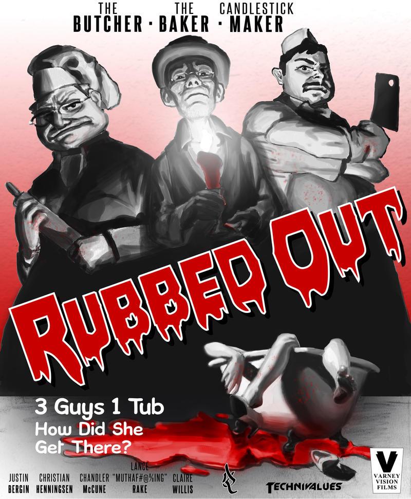 Rub-a-dub-dub by dkdelicious