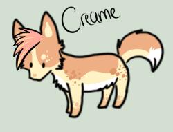 Creame Adopt by Quantum-Kiff