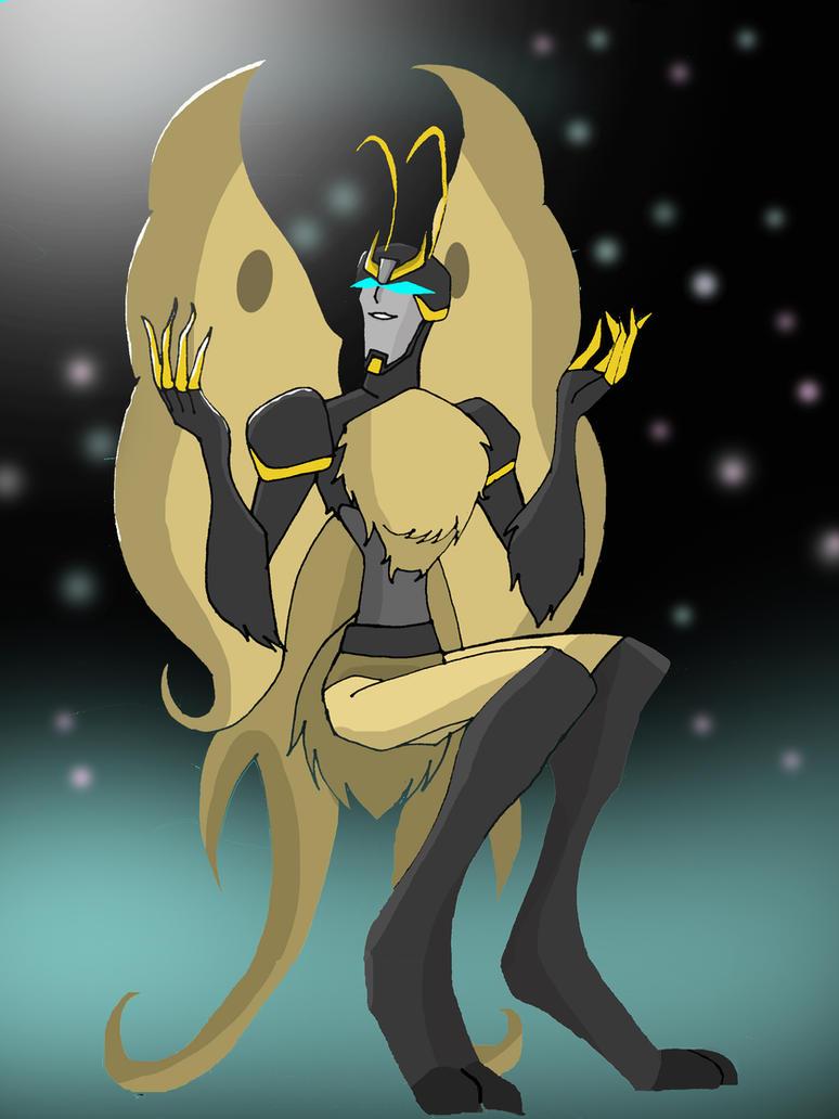 Bugformers Prowl by arceeenergon