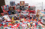 MY TRANSFORMERS COLLECTION