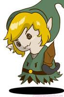 Mimikyu Link by arceeenergon