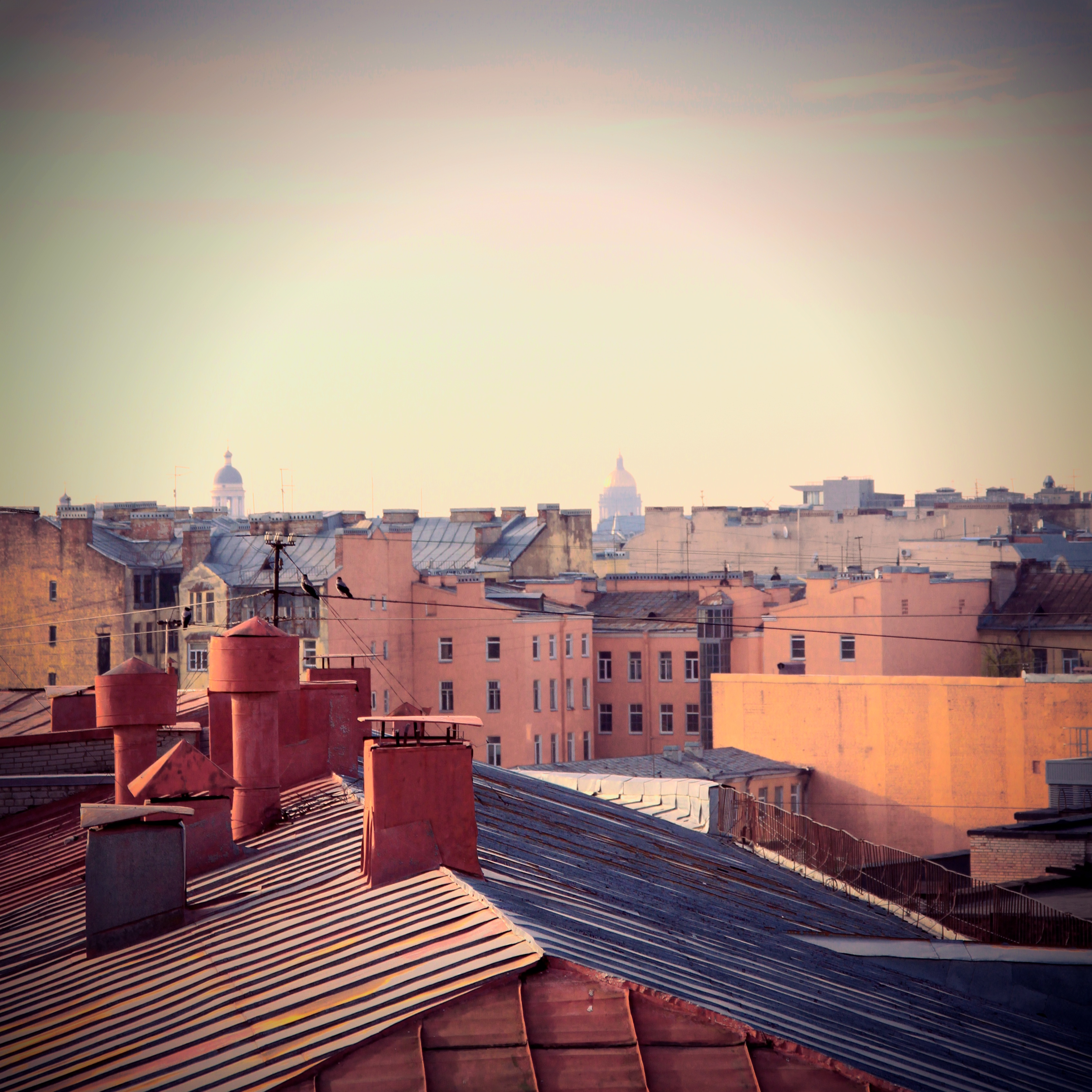 st-petersburg.roofs. by KatherineZe