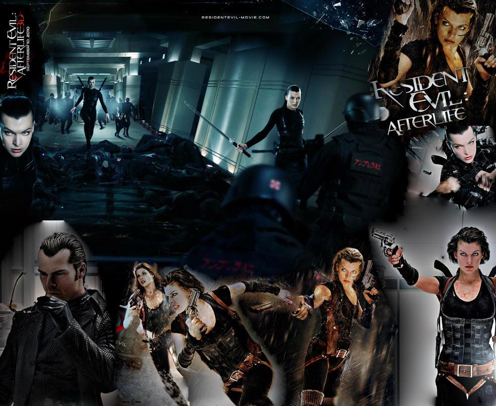 Resident evil afterlife by naids on deviantart - Resident evil afterlife wallpaper ...