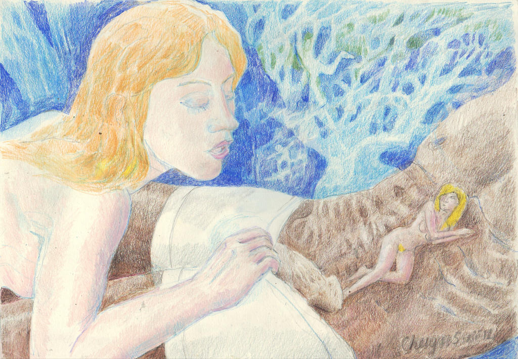 Polyphonischer Tango by chesya