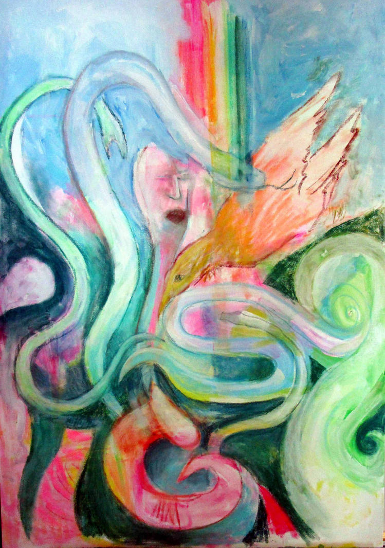 The Serpent and the Rainbow version 1 by chesya