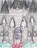 Dark Citadel by ElementalHeroShadow2