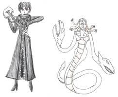 Xulcy, The Loopy Diva by ElementalHeroShadow2