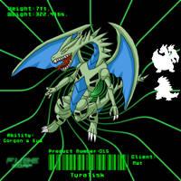 F.U.S.E. Corp: Tyralisk by ElementalHeroShadow2