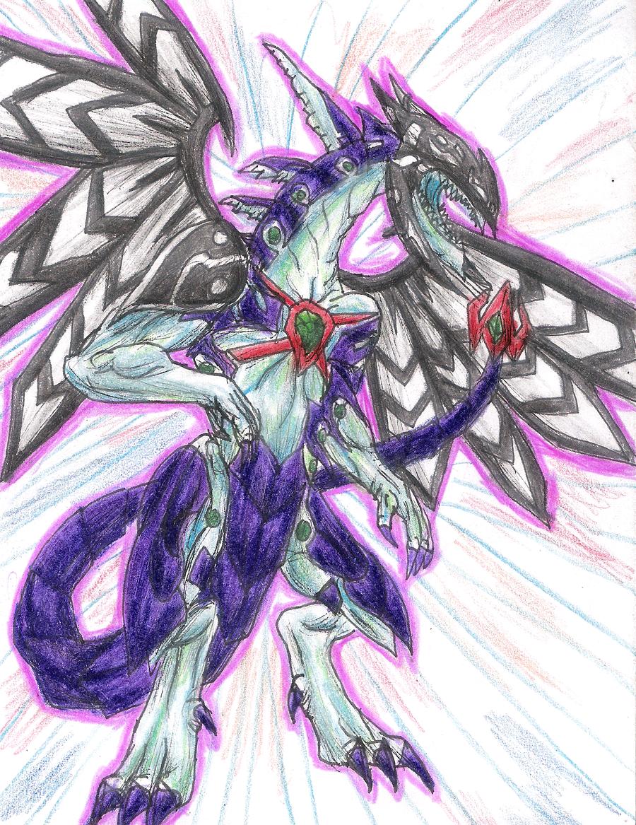 Malefic Galaxy-Eyes Photon Dragon by ElementalHeroShadow2 ...