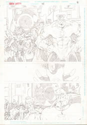 Green Lantern 48 pg 8 by ddcobbs