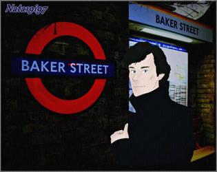 At the Baker Street by Nata19i97