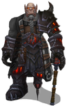 [WoW RP concept] Iron Horde admiral